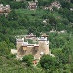 danba tibetan house