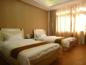 Xinduqiao hotels