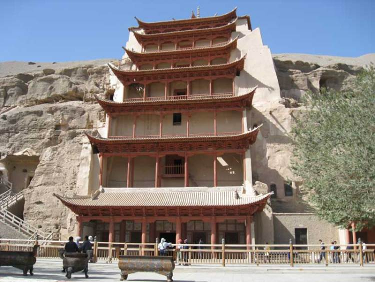 dunhuang caves