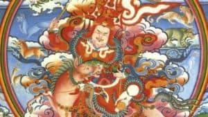 Tibetan King Gesar