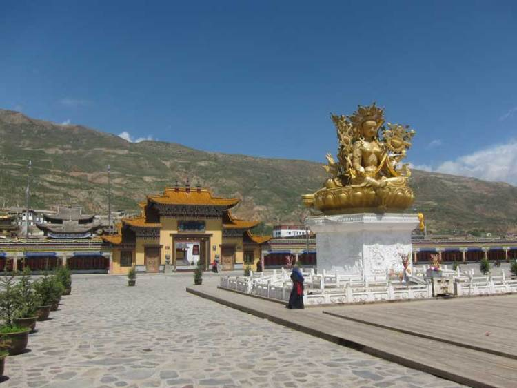 Long Wu monastery