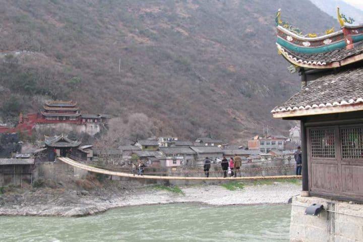 luding iron bridge