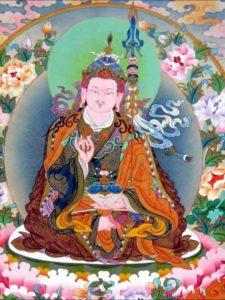Tibetan Buddhism Iconographic - Part ii padamakara