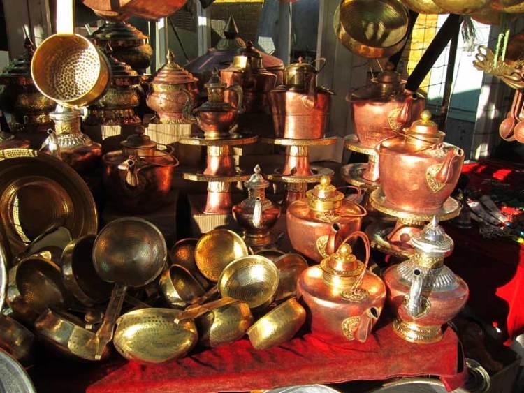 tibet popular pots