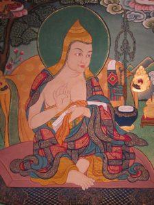 Tibetan Buddhism Iconographic - Part ii shakyaprabha shakya