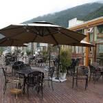 balcony teahouse