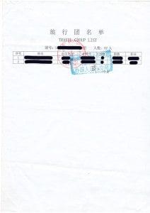 tibet travel permit name list