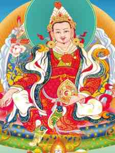Tibetan Buddhism Iconographic - Part ii trisong-detsen-main