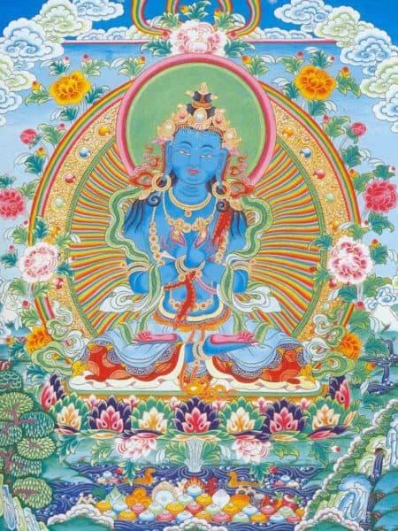 Tibetan Buddhism Iconographic vajradhara