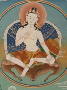Tibetan Buddhism Iconographic - Part ii vasubandhu