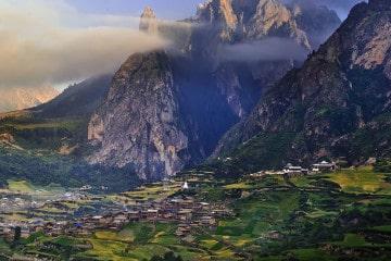 Gansu South