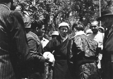دالای لاما - فرار از تبت - 1960