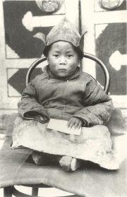 دالای لاما - کودکی