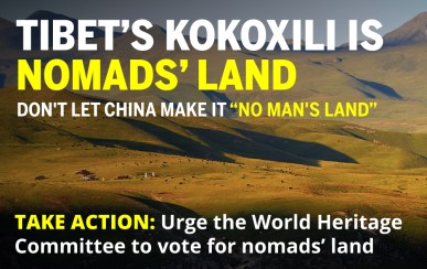 Image - Kokoxili- Tibetan Nomads' Land, not China's -No Man's Land-