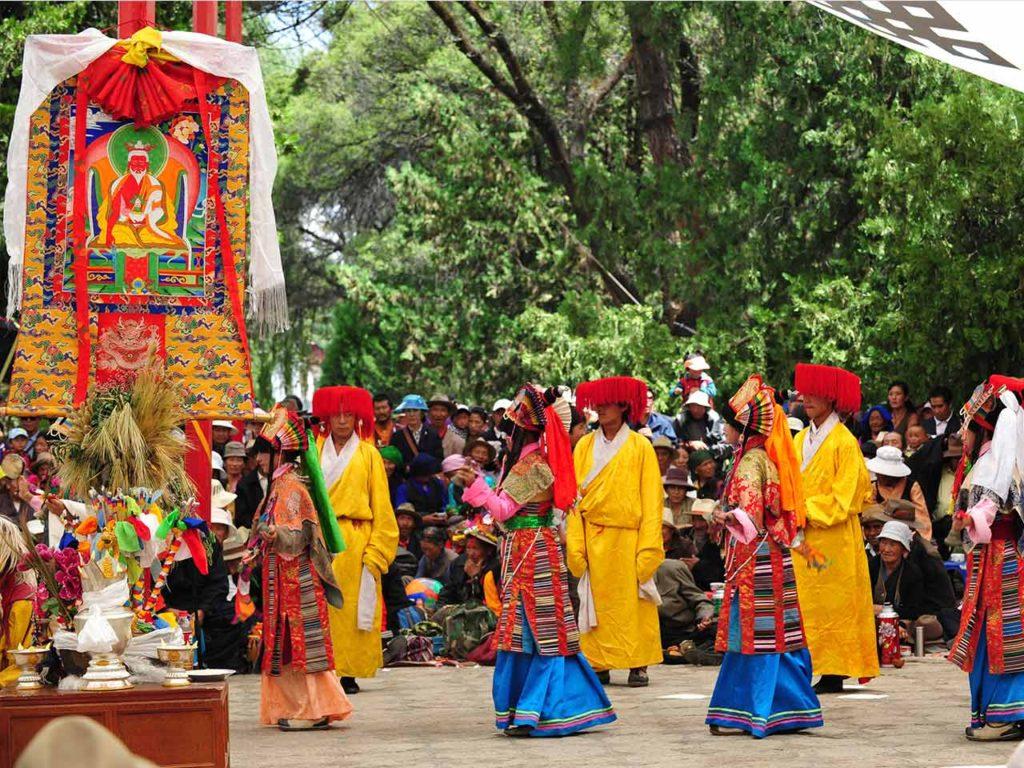 Tibetan Culture Amp Customs