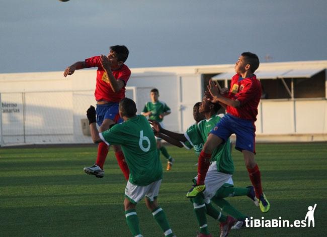 La U.D. Lanzarote se hizo con el 3º puesto