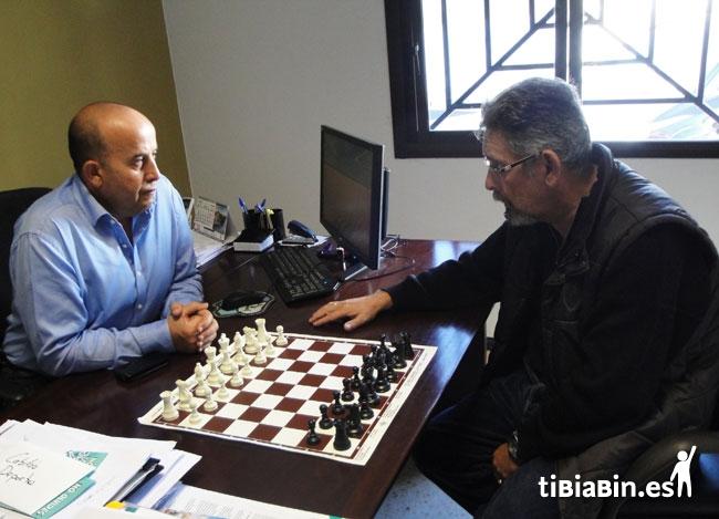 La Consejería de Deportes colabora con la Delegación Insular de Ajedrez