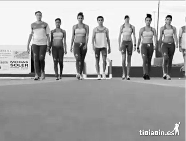 Vídeo promocional Escuela de Atletismo Morro Jable Fuerteventura