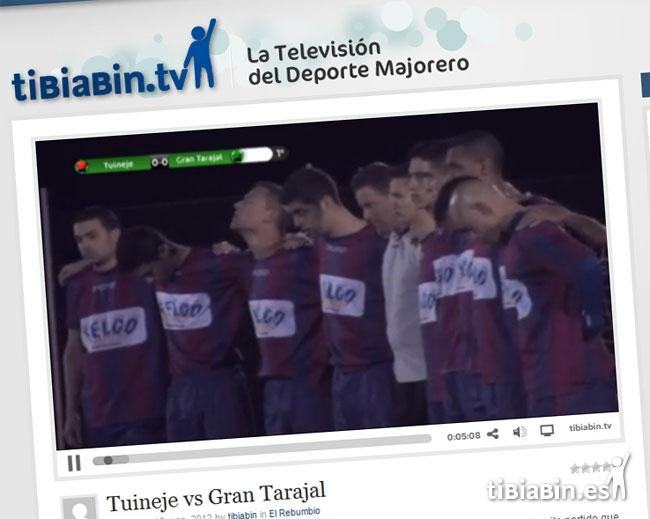 U.D. Tuineje – U.D. Gran Tarajal  en tibiabin.tv