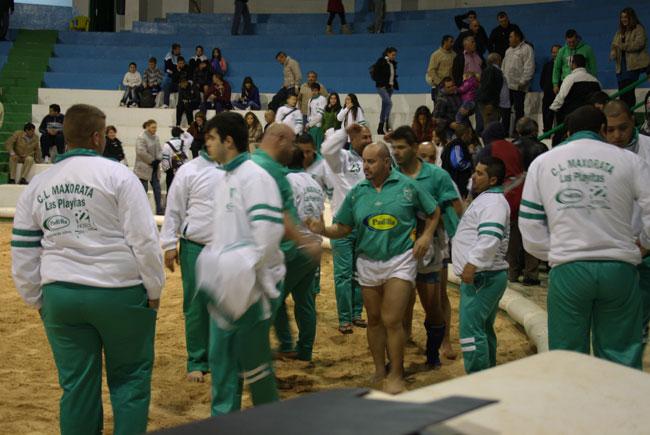 El Tetir cayó con dignidad ante Carlos Moreno