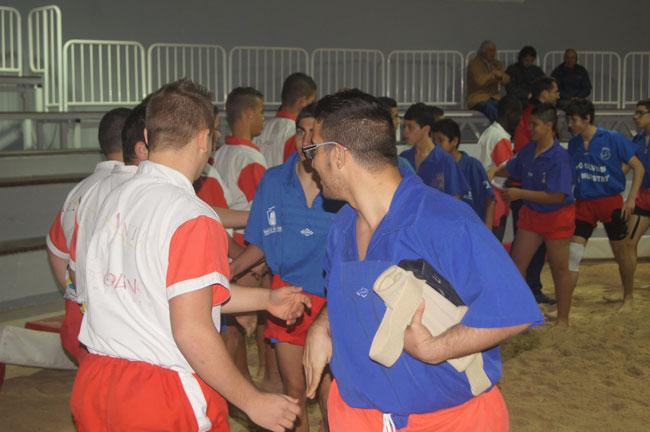 El Norte gana en Infantiles, cadetes y pierde en juveniles ante el Rosario.