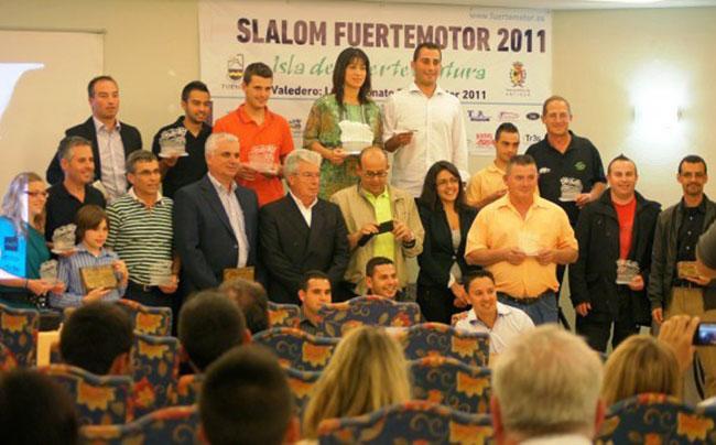 El CD FuerteMotor clausuró la temporada 2011 con su Gala de Campeones celebrada en Antigua