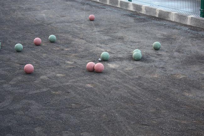 Emparejamientos de 2ª ronda de copa masculina en bola canaria