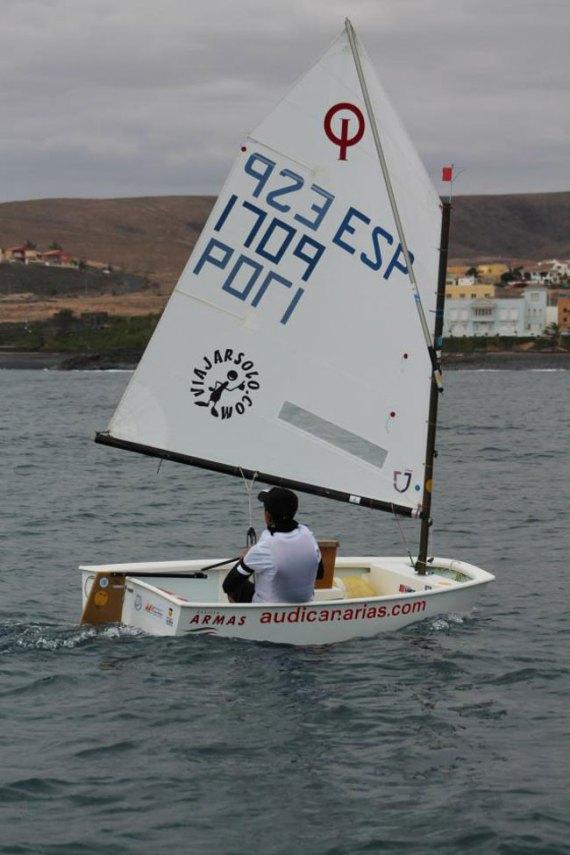Javier Reyes gana el Trofeo Cabildo Insular de Fuerteventura – Naviera Armas