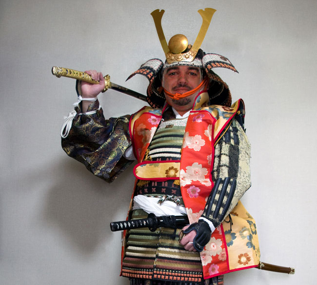 Gran maestro Samurái
