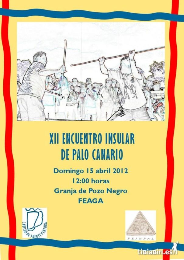 XII Encuentro Insular de Palo Canario en Fuerteventura