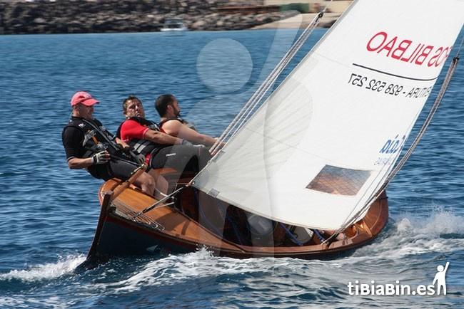Galería de fotos: Barquillos de Vela Latina