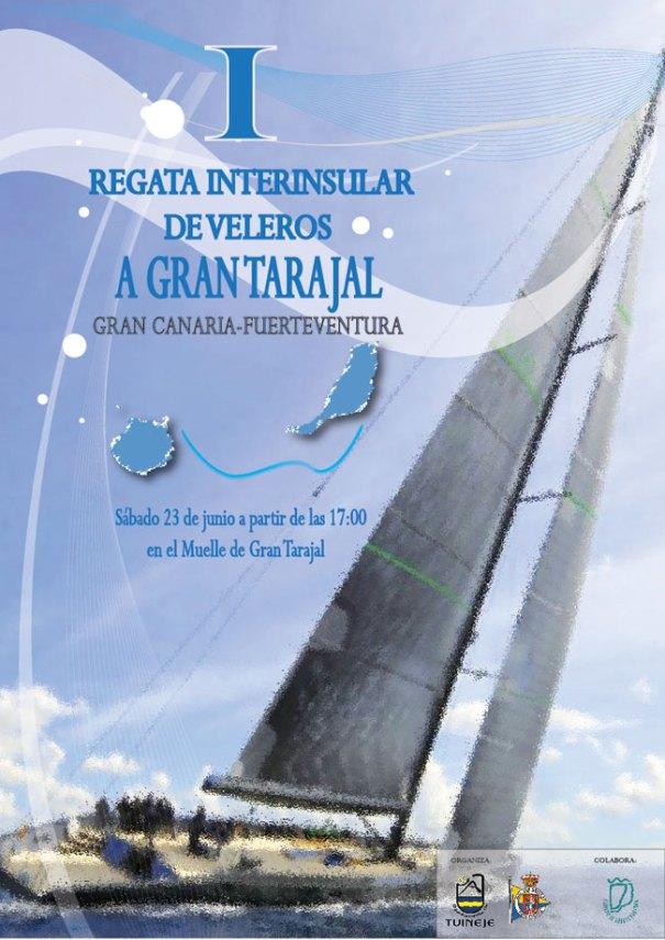 'I Regata Interinsular de veleros a Gran Tarajal