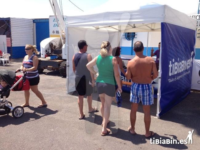 Tibiabin.fm emite en directo el Open de pesca de Gran Tarajal