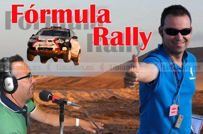 El Trial 4X4 llega éste miércoles a Fórmula Rally.