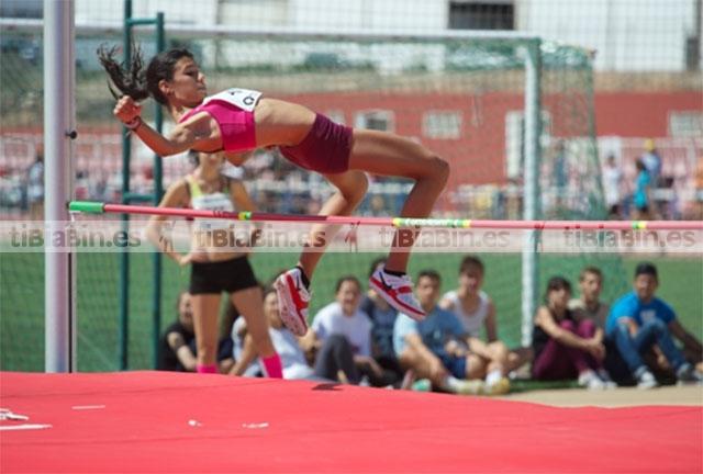 La Federación Española de Atletismo convoca a la saltadora Paola Sarabia