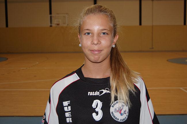 Luana Schallmey, no podrá formar parte de la selección Canaria
