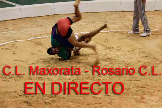 C.L. Maxorata Pedro Sánchez 12 – Rosario C.L. 12 (Final)