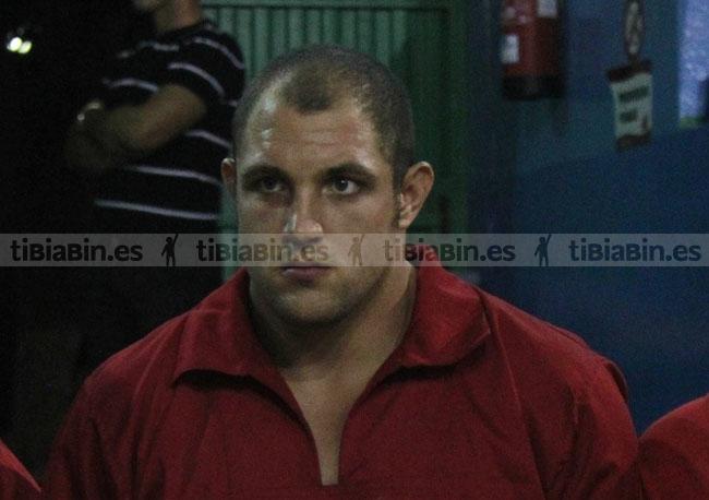 Raúl Guedes podrá luchar ante el C.L. Maxorata Pedro Sánchez