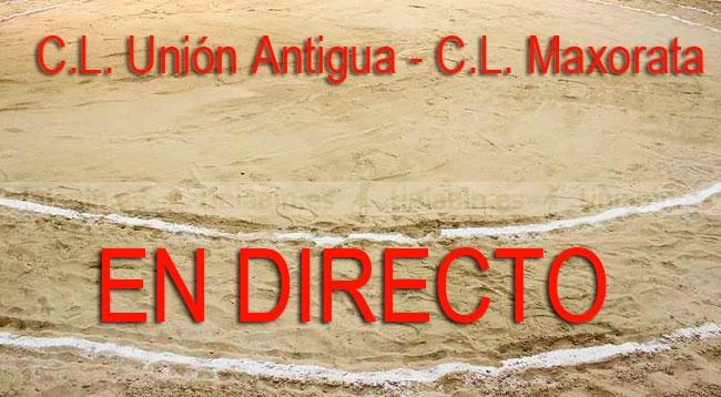 C.L. Unión Antigua 12 – C.L. Maxorata 11 (FINAL)