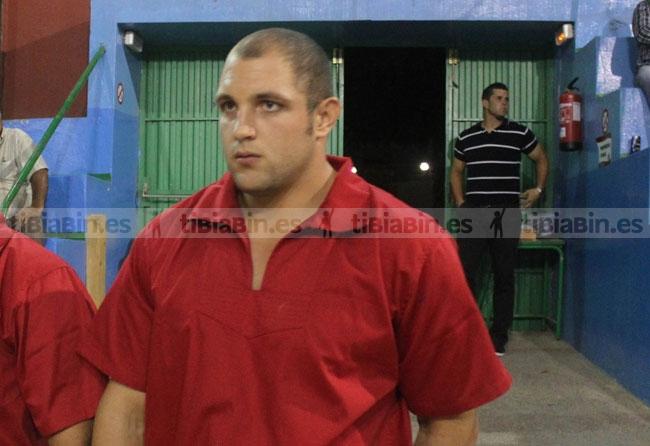 Raúl Guedes luchará la ida de las semifinales frente al Antigua