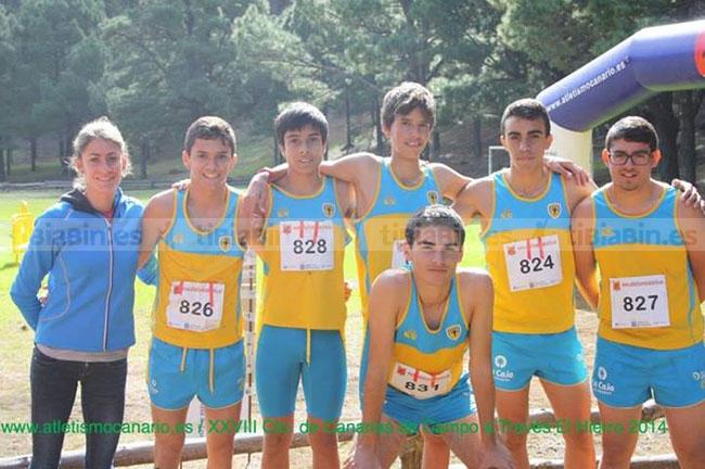 Fuerteventura logra 4 medallas por equipos y 6 individuales