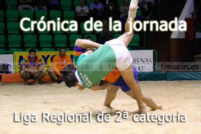 Crónica Liga Regional (3ª jornada)