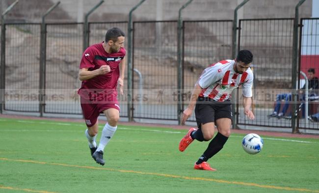 Un gol de penalti de Joropo da tres importantes puntos ante el Unión Marina