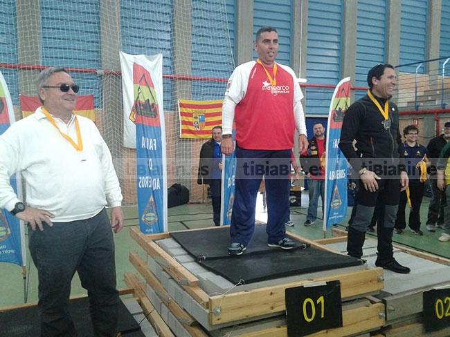 El Club Deportico Maxoarco consigue dos campeonatos de España en el nacional de la IFAA de tiro con arco