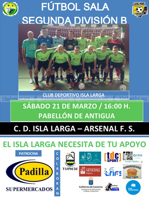 Isla Larga – Arsenal