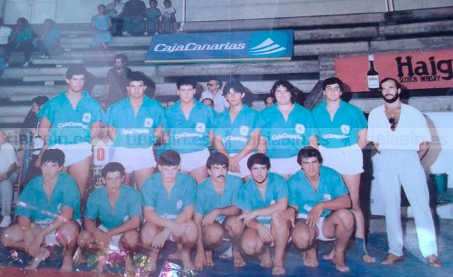 25 años de aquel equipo que ganó el Pancho Camurria
