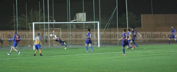 Empate a un gol en Tuineje