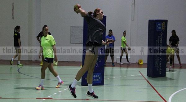 El CB Zonzamas prosigue con su preparación de cara al debut en categoría nacional