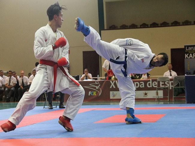 Canarias conquista dos medallas de bronce en la Copa de España Inter-nacional de Karate