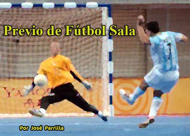 Liga fútbol Sala 2ª División B (Las Palmas)